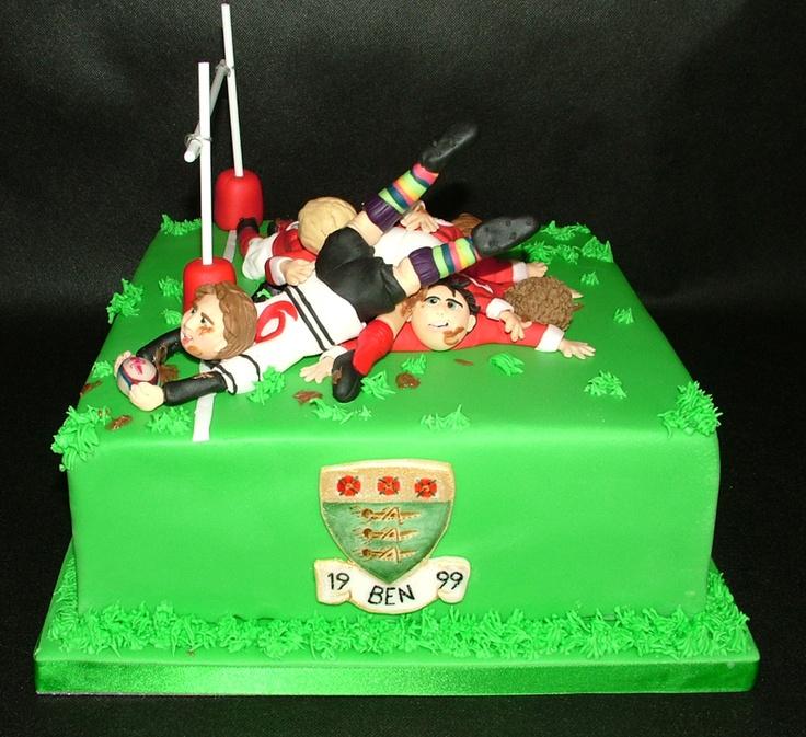 Football Cake Decorations Nz