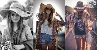 Resultado de imagem para moda boémia