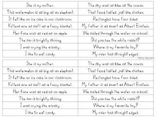 Great figurative language activities
