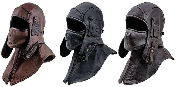 sterkowski-genuine-leather-men-s-aviator-trapper-caps