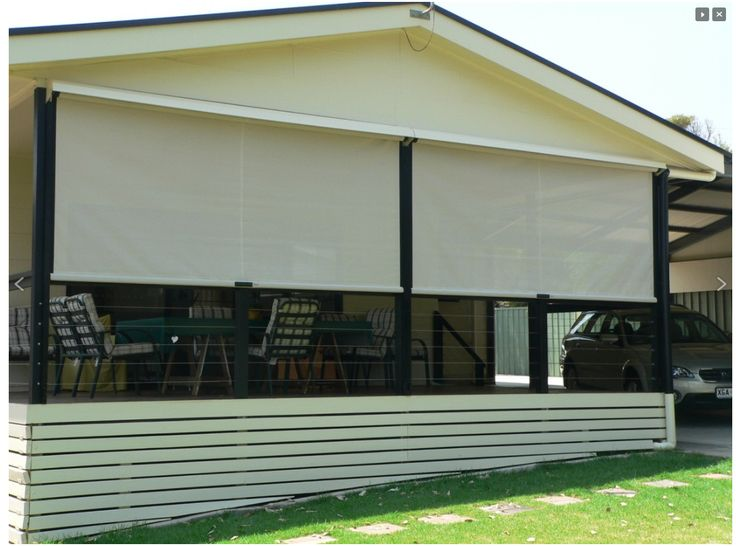 Aqua Shades supplies and installs high quality Ziptrak Café Blinds for Perth homes and businesses! Find out what we can do for you today - http://www.aqua-shades.com/cafe-blinds/