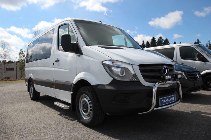 Mercedes-Benz Sprinter Tamlans Minibus