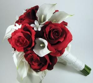 Silk+Wedding+Flowers | ... Silk Wedding Flowers-Premium Silk Bridal Bouquets & Silk Wedding