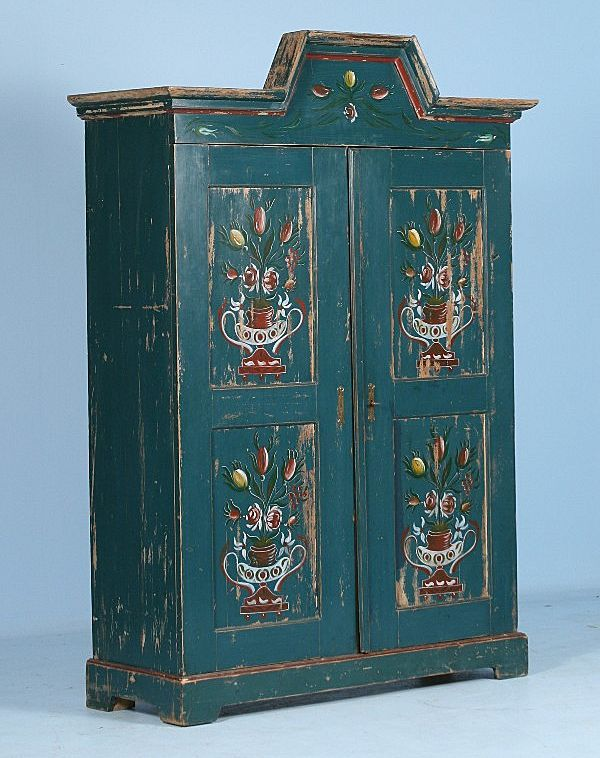antique armoire: Antiques Furniture, Antique Armoire, Antique Furniture, Swedish Paintings Armoires, Vintage Furniture, Antique Wardrobes,  Closet,  Press, Swedish Cupboards