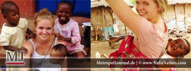 (FÜ) Drei Monate lang arbeitete eine 20-jährige Fürtherin als Freiwillige in Ghana - http://metropoljournal.de/metropol_nachrichten/landkreis-fuerth/fue-drei-monate-lang-arbeitete-eine-20-jaehrige-fuertherin-als-freiwillige-in-ghana/