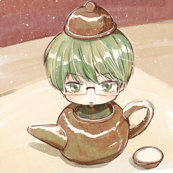 Midorima Shintarō OMG he is so kawaiiiiiiii