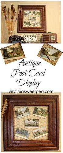 Antique Post Card Di