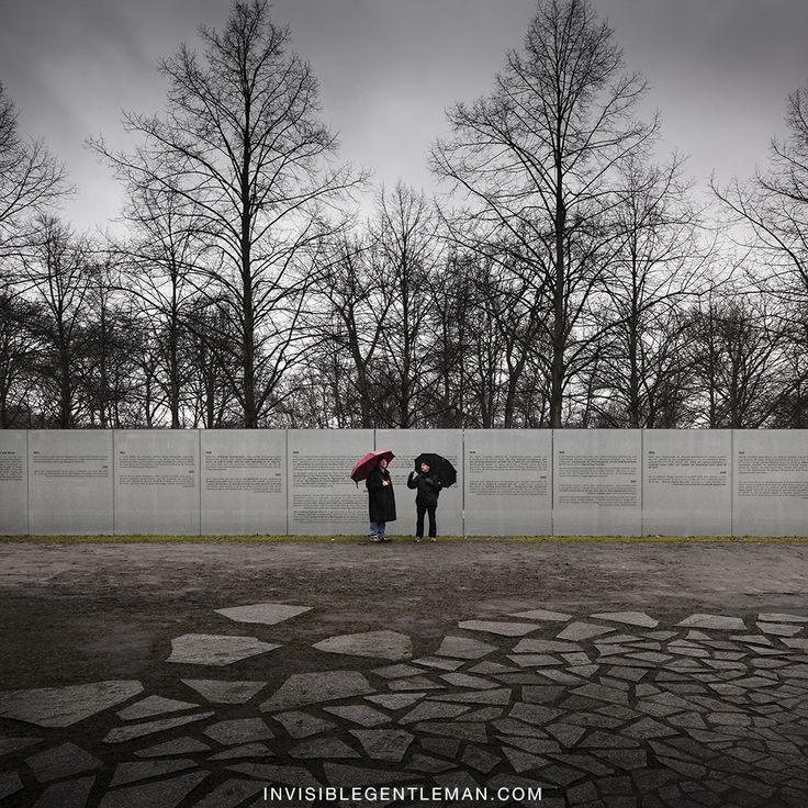 THE SINTI & ROMA MEMORIAL | Dani Karavan | Berlin, Germany