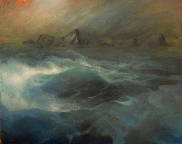 Stormy Night, St Kilda