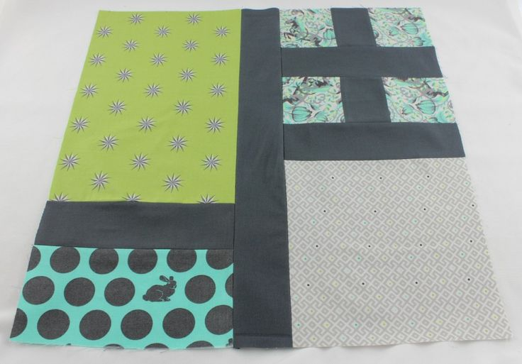 The Hannah Block   Southern Fabric