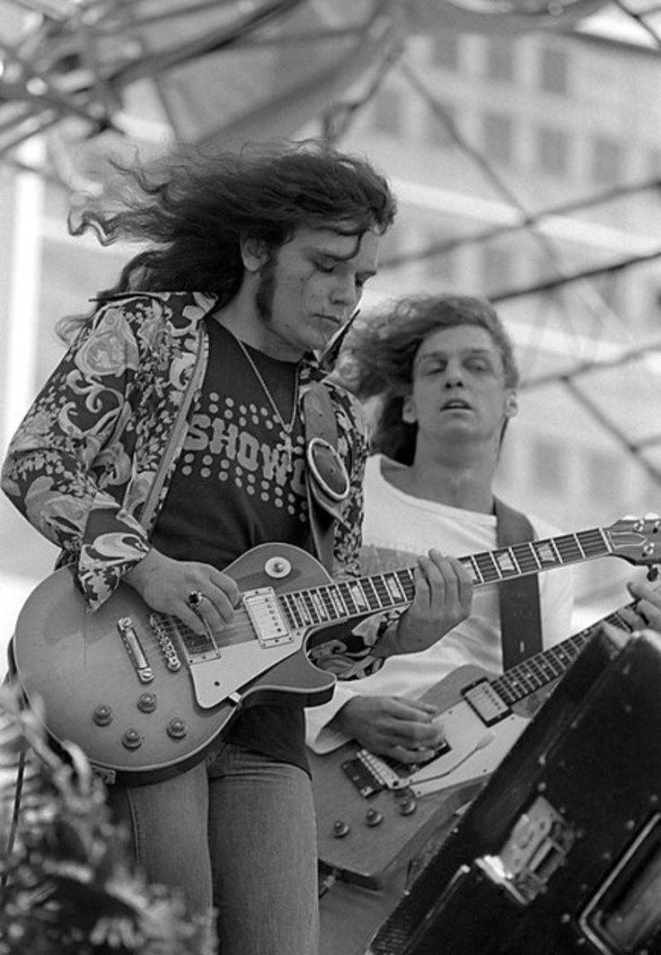 Gary Rossington & Allen Collins - The Lynyrd Skynyrd Band