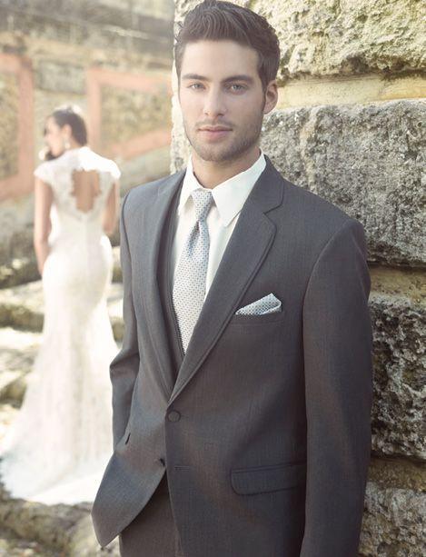 Collins Formal Wear - Steel by Allure Men  http://www.collinsformalwear.com/catalogue.html