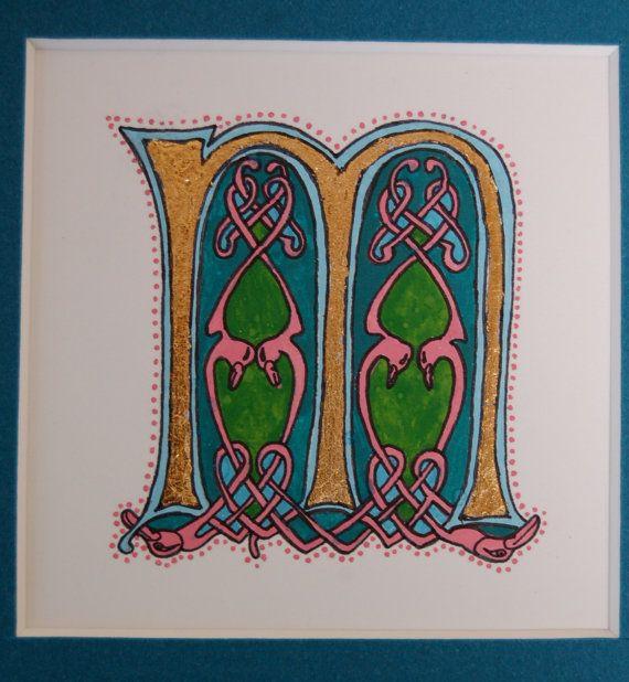 illuminated alphabet templates - 17 best rug hooking scrolls and celtic images on