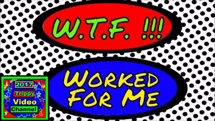 Worked For Me | Trippy Video | 2017 See Things Series