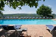 Country hotel in Umbria: piscina panoramica