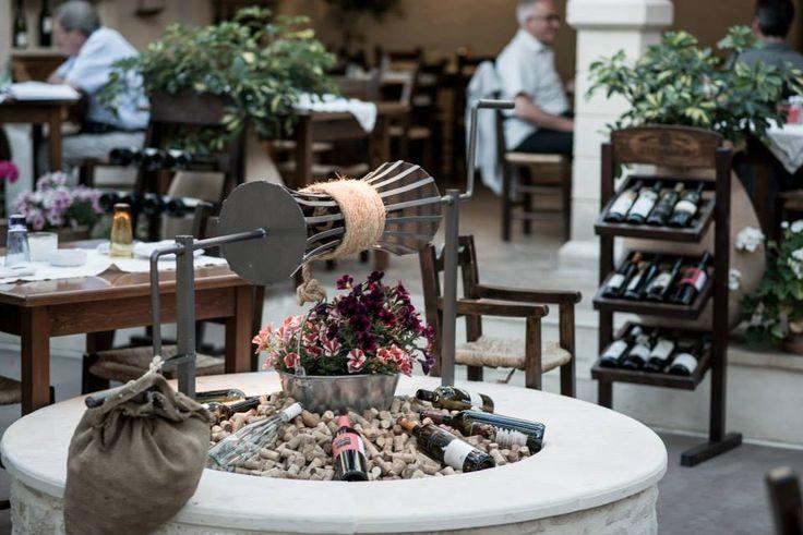 #AlanaRestaurant new look 2014! #rethymno #crete