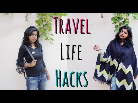 Travel Life Hack for girls - Easy Life Hacks & Travel Advice is in today's video. This is my first hack video where I share some of the top 5 travel life hacks in all my travel experiences. Hope these easy life hacks is useful for you guys. Instagram: https://www.instagram.com/adityiyerr/