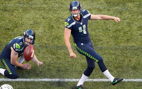 Seattle Seahawks: Steven Hauschka