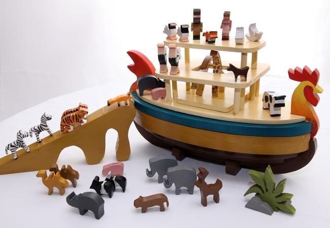 Arca de Noé. www.imaginadem.cl