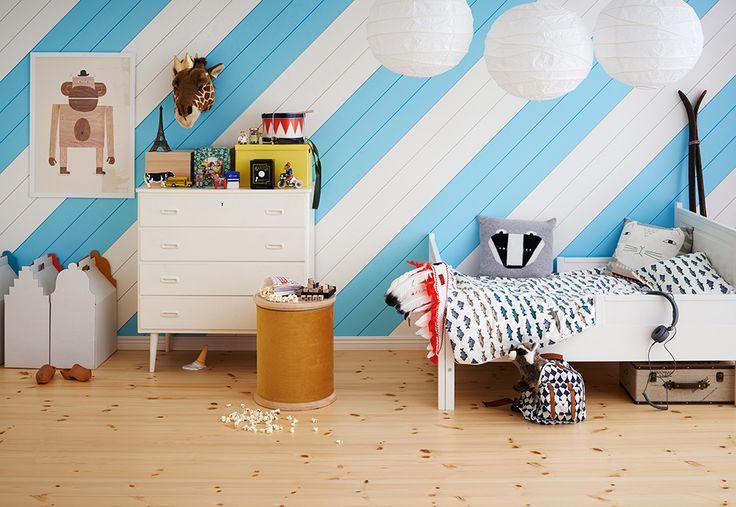 barnrum,golv,färg,panel,färgglatt