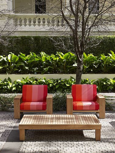 Will Dangar Outdoor Furniture