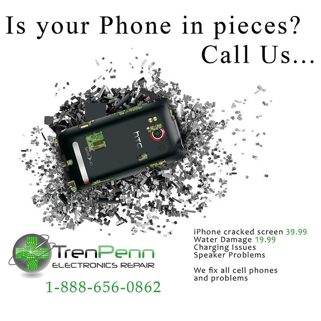 TrenPenn Electronics Repair | Dallas Cell Phone Repair  8438 Old Hickory Trail #102  Dallas TX 75237  United States  (469) 645-1042  www.trenpennrepairs.com/     portable game consoles and repair