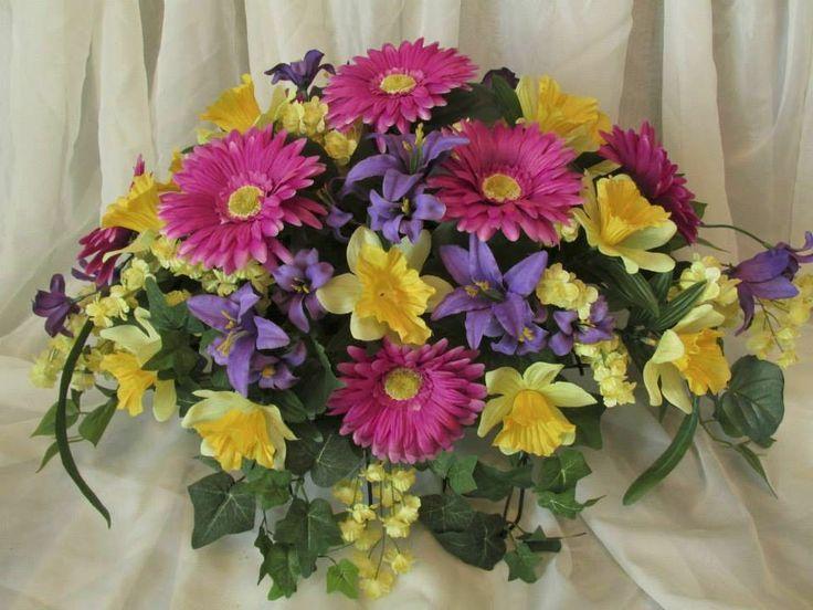 The 25 Best Memorial Flowers Ideas On Pinterest Funeral