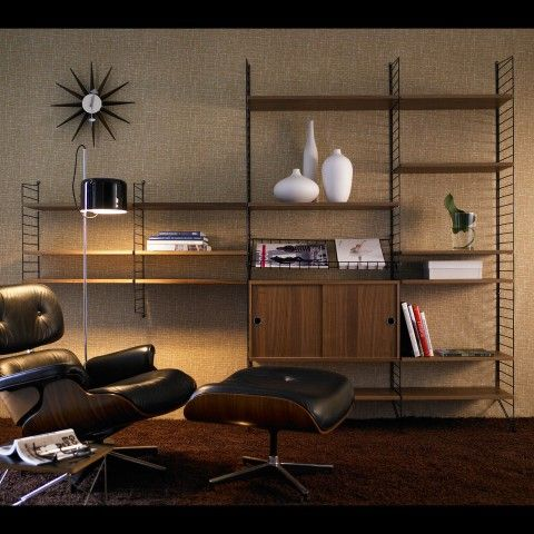String Shelving System 3 http://decdesignecasa.blogspot.it/