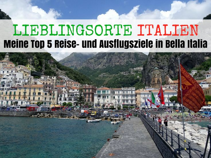 Ein Jahr ist mein Roadtrip nun schon wieder her. Ich verrate dir meine Top 5 Ziele in Bella Italia. Lieblingsorte Italien: Ein Rückblick.