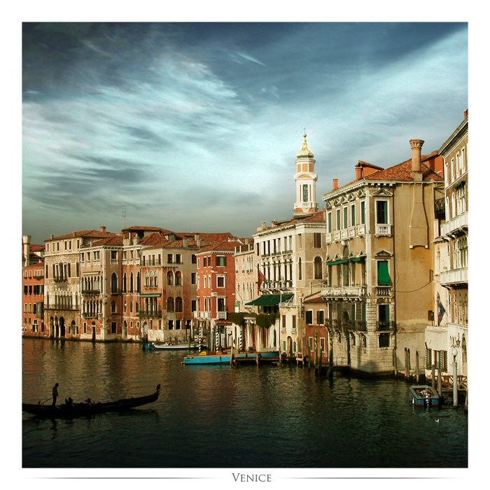 Venice, Italy. Where I made a promise with 3 lovely ladies that each will return one day with the loves of our lives!