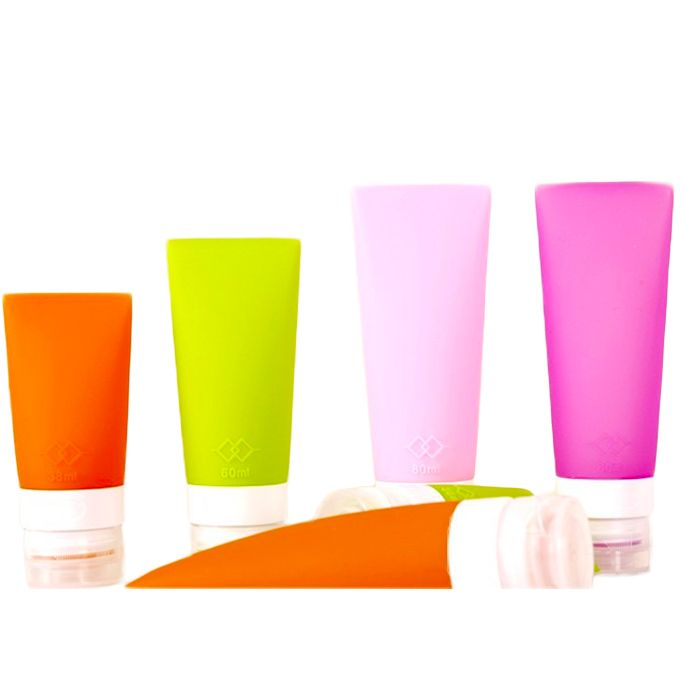 travel toiletries bottles manufacturer-Silicone Travel Bottle-custom silicone collapsible bottle|travel bottle manufacturer