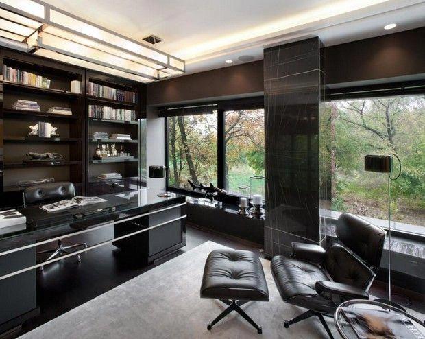 Homeofficefurnituresets Modernes Homeoffice Luxus Moderne Hauser Innen Buro