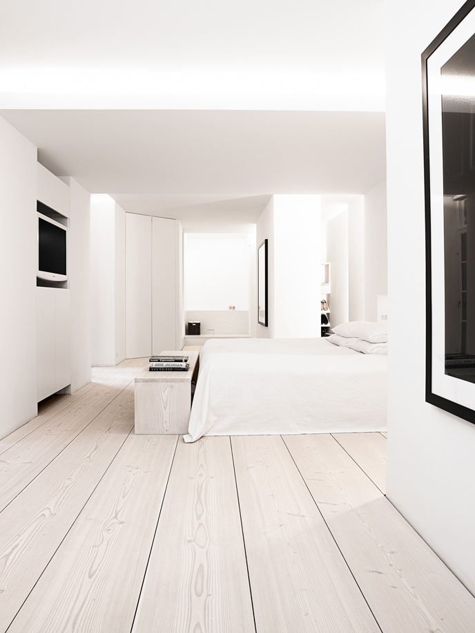 Anouska Hempel interior | Dinesen floors