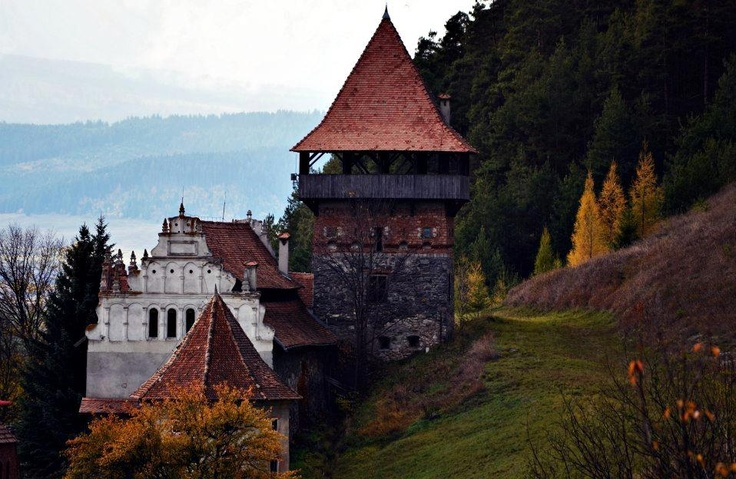 Lázár kastély, Szárhegy  Fotó: Kovács Enikő, Gyergyószárhegy