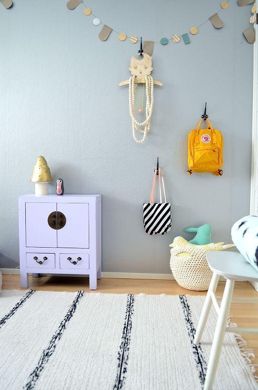 130 best Kinderzimmer für Mädchen kids girl room ideas images - designer tapeten einrichtung maskuline note
