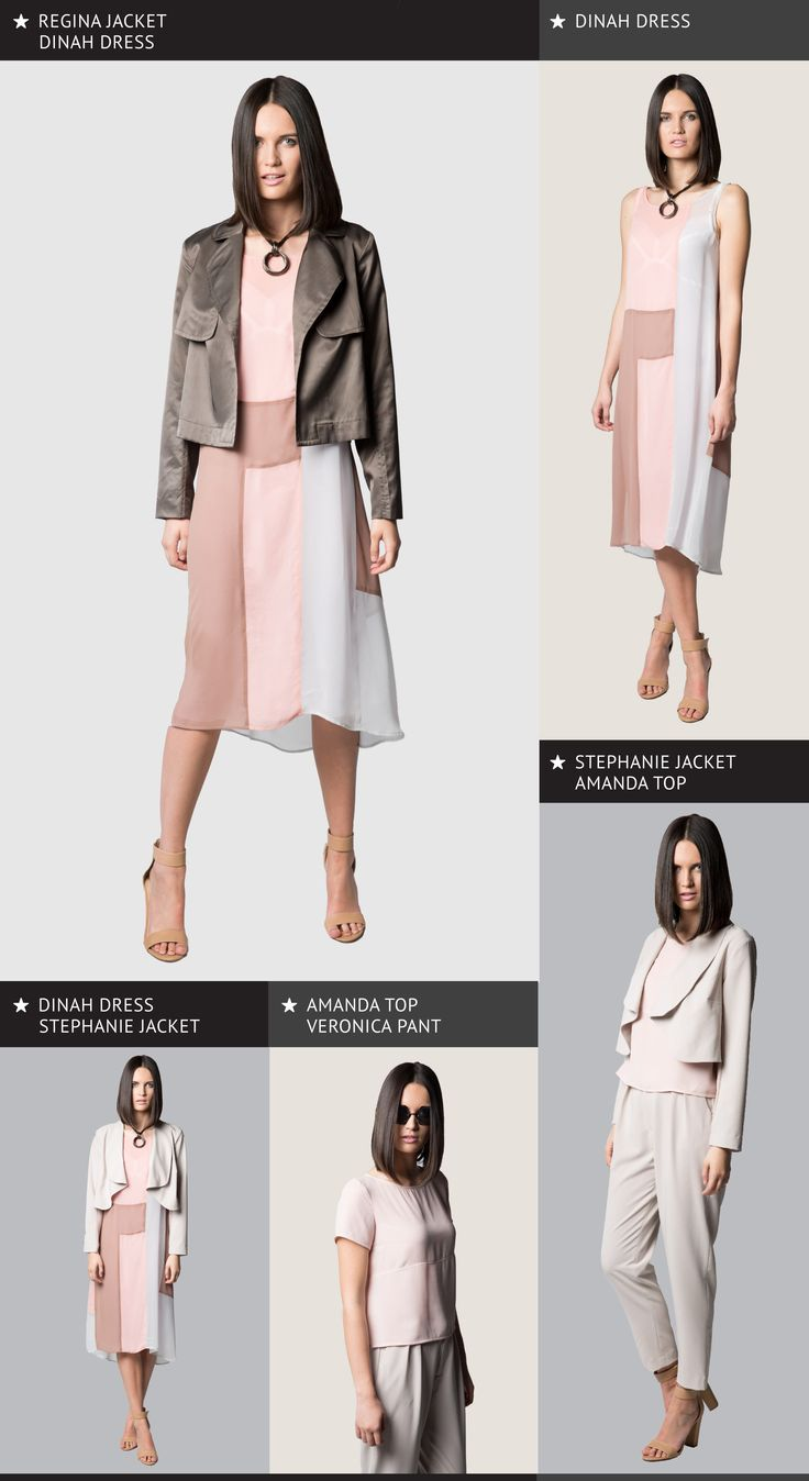 Sheer tops. Annah Stretton designer tops. Designer Jackets. Annah Stretton jackets. Summer weight jackets. Pastel dresses. Slimming pants. Summer weight jackets. jackets for layering. Jackets for summer. Jackets for spring. Photography Nicole Troost.