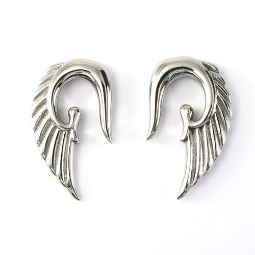 Wing/Feather Ear Taper Expander