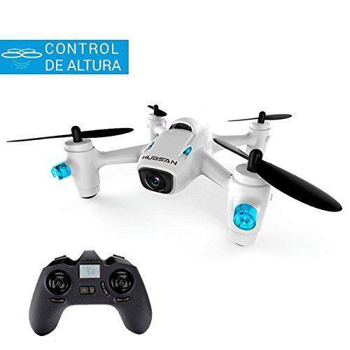 Mini Drone Hubsan X4 Plus (Cámara HD)   Para Aprender   Control de Altura - http://www.midronepro.com/producto/mini-drone-hubsan-x4-plus-camara-hd-para-aprender-control-de-altura/