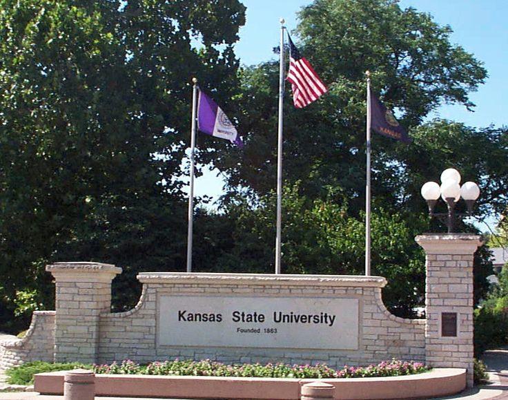Kansas State University - One of my favorite places! Miss Manhattan