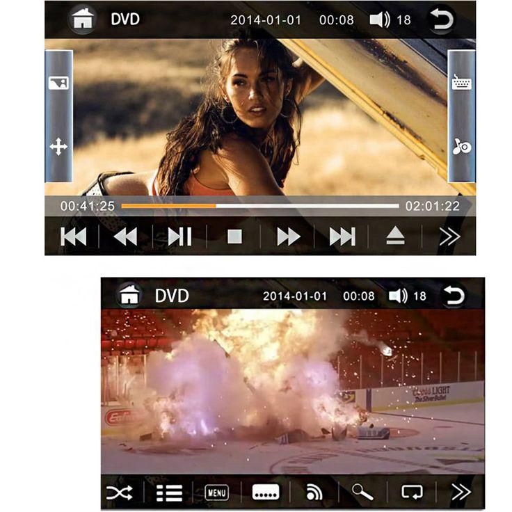 "Universal Car 7"" 1080P HD DVD Player Bluetooth GPS Navigation Sales Online Array - Tomtop"