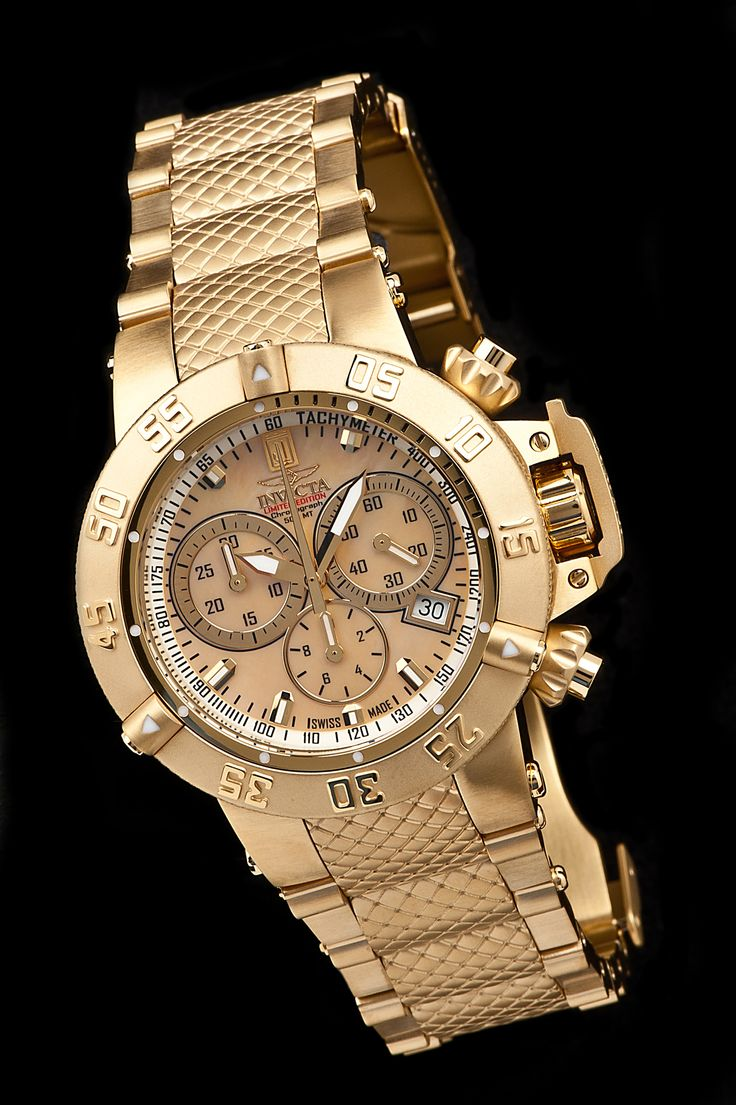 Jason taylor for invicta model wonderful gift from my husband