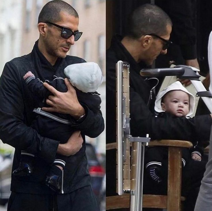 eissa al mana | ... Baby Eissa adorably grins on day out with Wissam al Mana | Al Bawaba