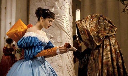 MIRROR MIRROR: Mirrors 2012, Eiko Nishioka, Tarsem Singh, Costumes Design, Lilies Collins, Movie Costumes, Fairies Tales, Snow White, Mirrors Mirrors