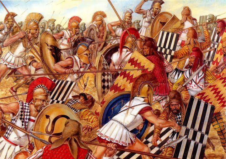 Battle of Marathon 490BCE