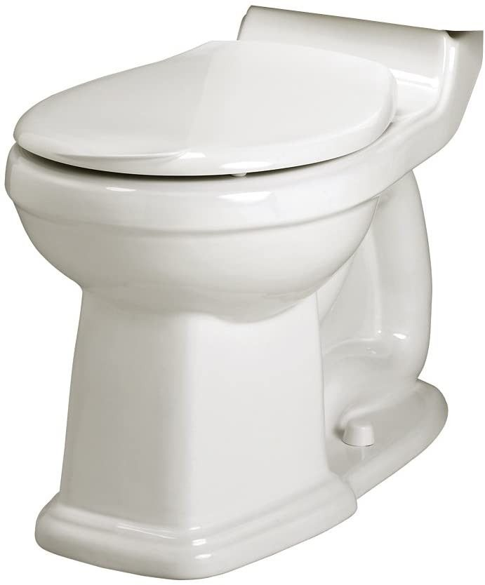 Cadet 3 Elongated Toilet In White 2383 010 020 At The Home Depot American Standard Toilet Water Sense