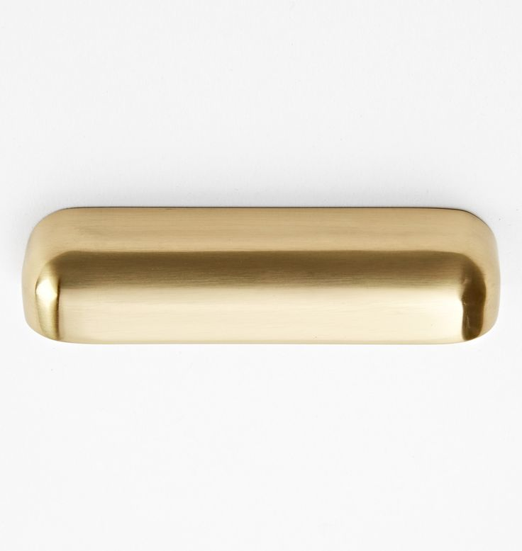 Beautiful Brushed Nickel and Brass Cabinet Pulls