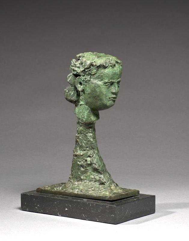 Κεφαλή γυναίκας (1949-50)