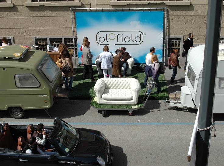 Guerilla Stunt @ Via Tortona (Milano Design Week)