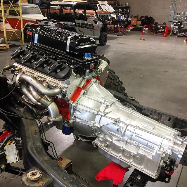 Ls1 Supercharger Magnuson: 12 Best Custom Red LSx 427 With Magnuson Heartbeat