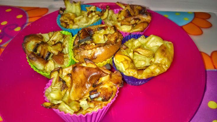 Tupun tupa: Omena-muffinipannarit ja iltapala lettuja